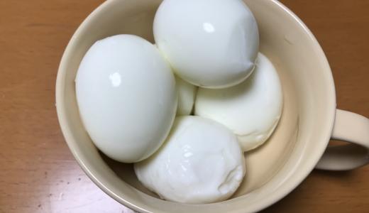 タモリさんの玉ねぎおでんをつくろう。その3 煮玉子作り